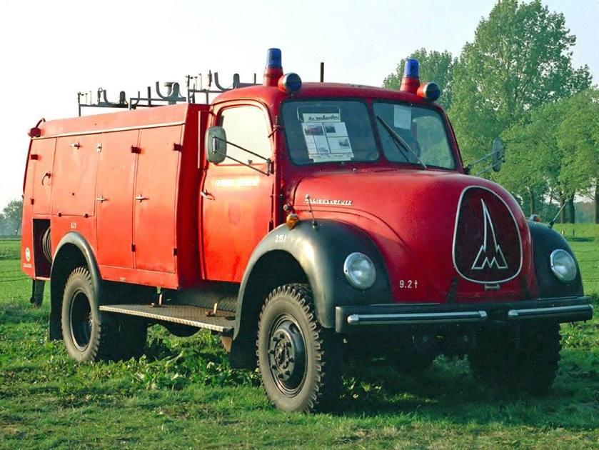 1955 MAGIRUS-DEUTZ LKW 7