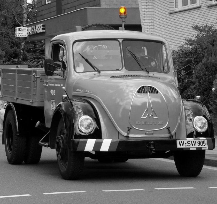1955 Magirus Deutz S 3500 Sirius