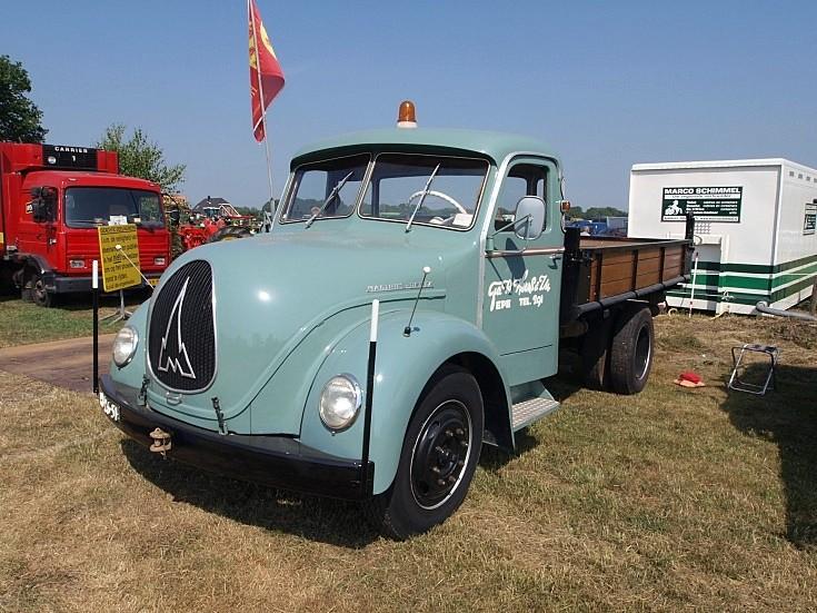 1955 Magirus-Deutz SH3504