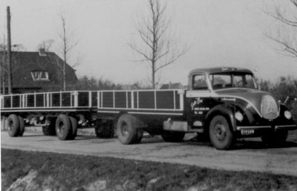1955 Magirus Gebroeders Bos