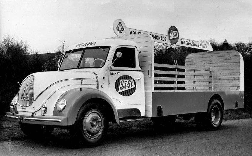 1955 Magirus SH3504 SiSi Drankwagen