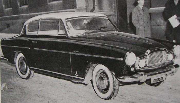 1955 Vignale Volvo Elisabeth II-01