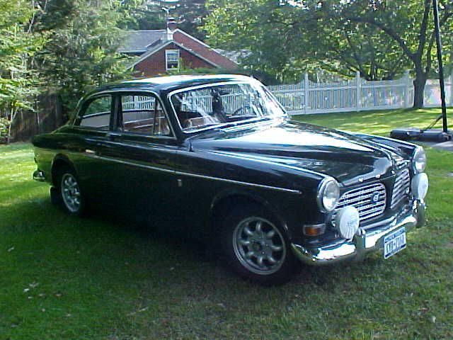 1956-70 Volvo 123GT 2