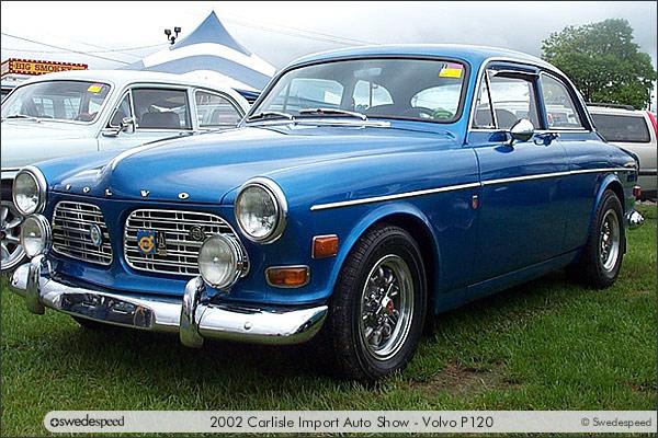 1956-70 Volvo Amazon 1