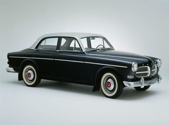 1956-70 Volvo Amazon 3