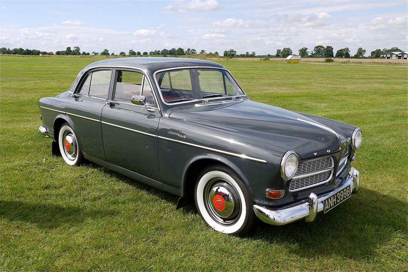 1956-70 Volvo Amazon (Modell 122)