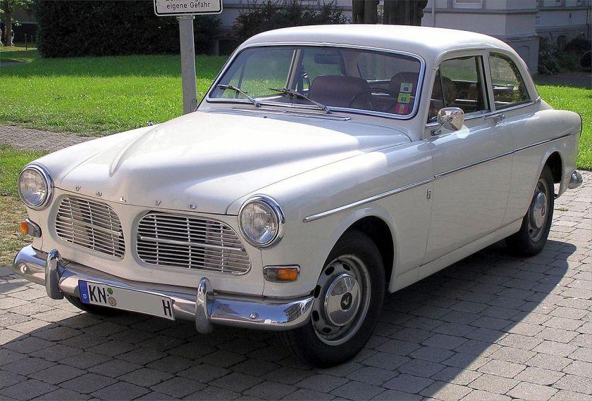 1956 Volvo 121