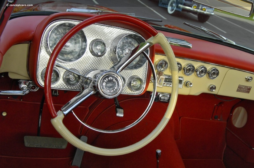 1957 Dual Ghia D-500 DV-08 GMG i02 inside