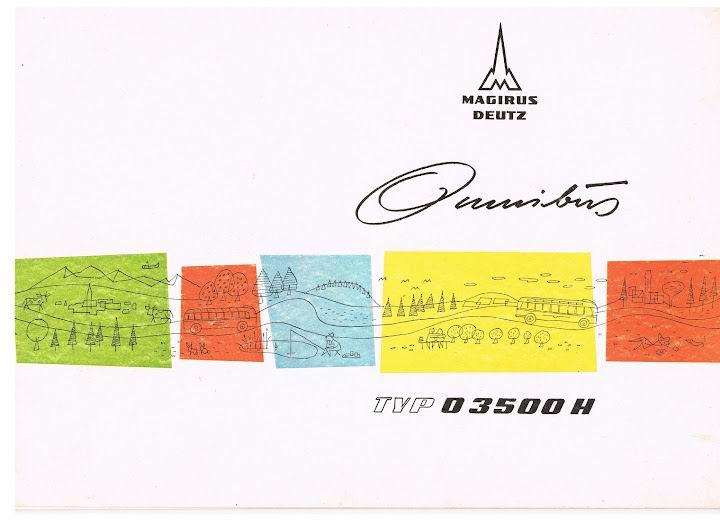 1957 MAGIRUS- DEUTZ 03500H (W6-5735-1556-2-1957)