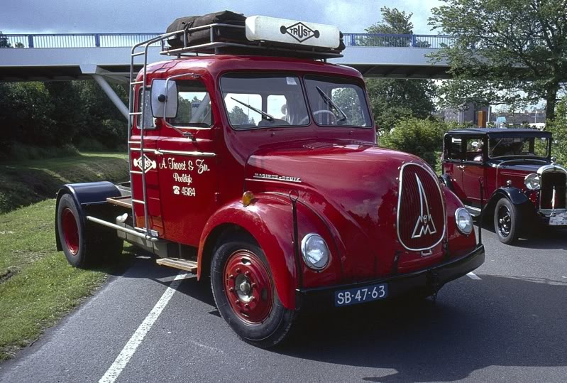 1957 Magirus-Deutz SHE 3506 SB-47-63