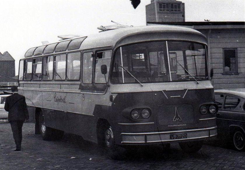 1957 Magirus Deutz Veltman-Paulusma 2