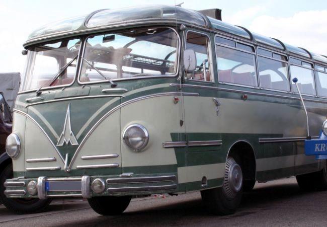 1957 Magirus V