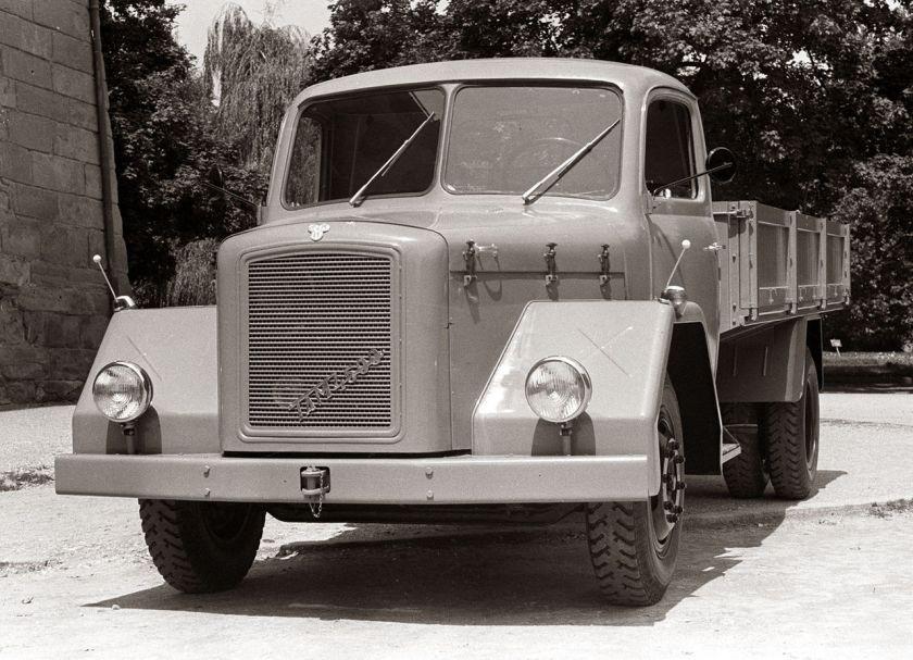 1957 TAM 4500 Tovarna Automobilov Motorjev (Maribor) Jugoslavia