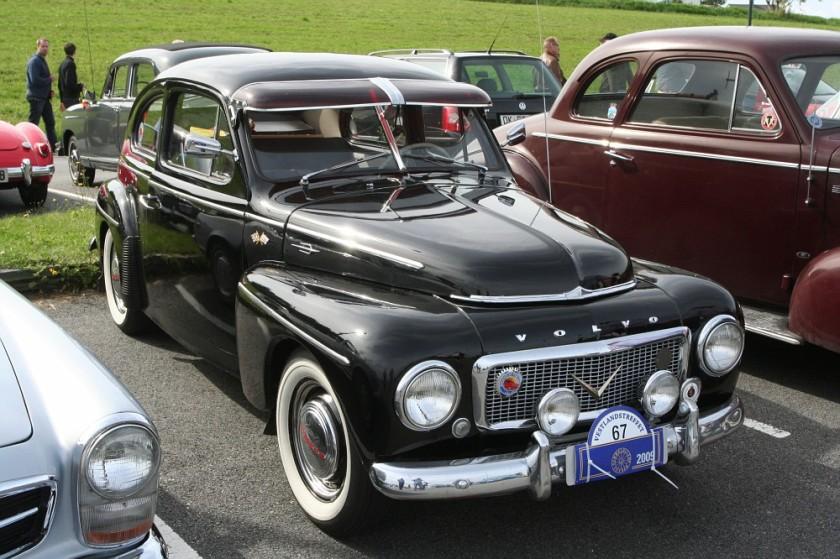 1957 Volvo PV 444 O