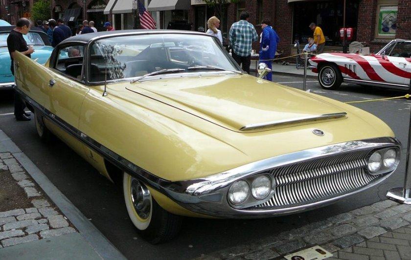 1958 Chrysler Dual-Ghia Coupe Prototype