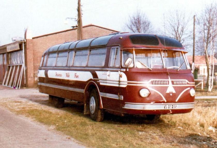 1958 Magirus-Deutz NWF De Koe 11