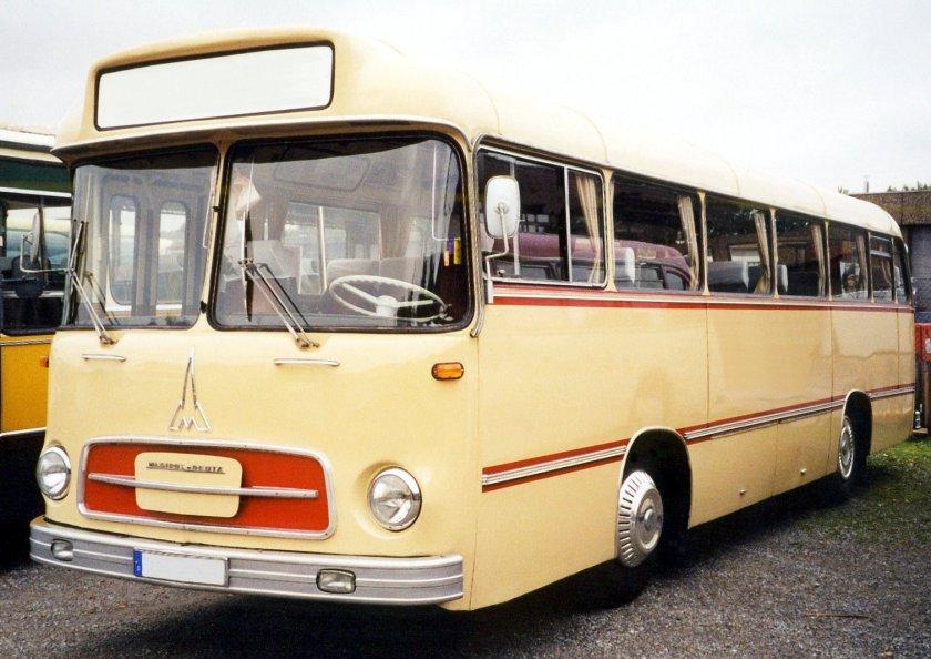 1959 Magirus Saturn II Linienbus Ruhr-Lippe-Eisenbahn D