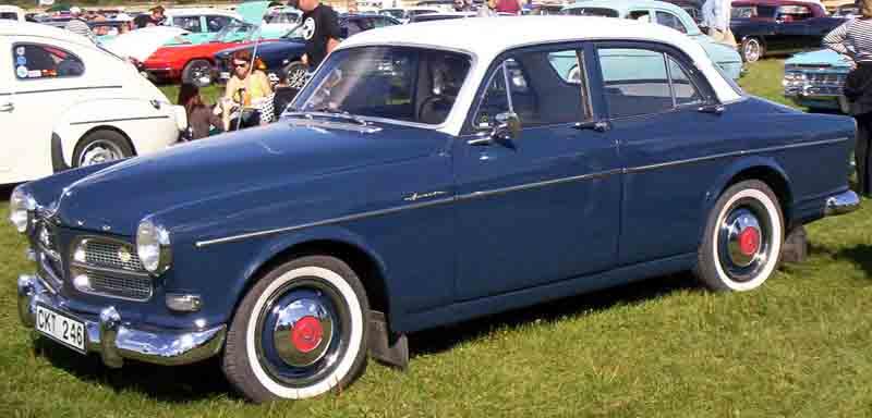 1959 Volvo P 121-04 4-Door Sedan