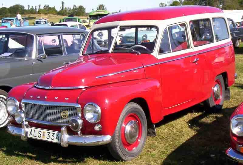 1960 Volvo P 44506 M 4
