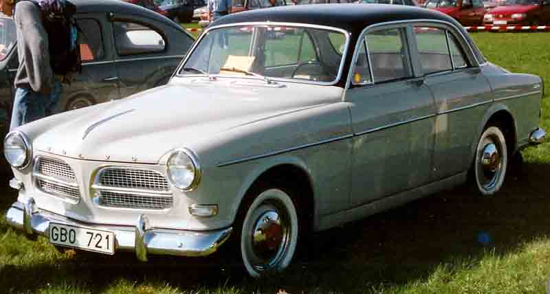 1960 Volvo P121-06 Amazon 4-door Sedan
