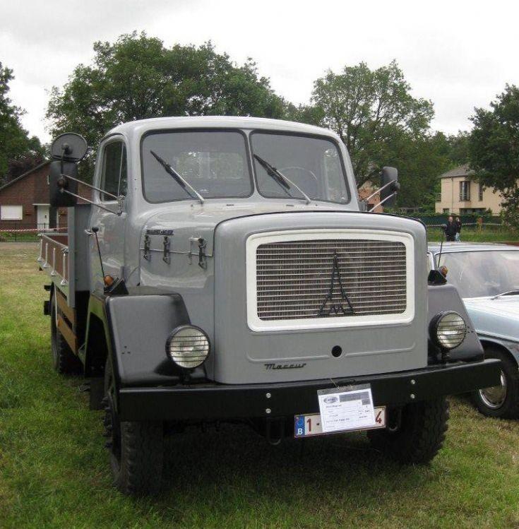 1962 Magirus Deutz (2)
