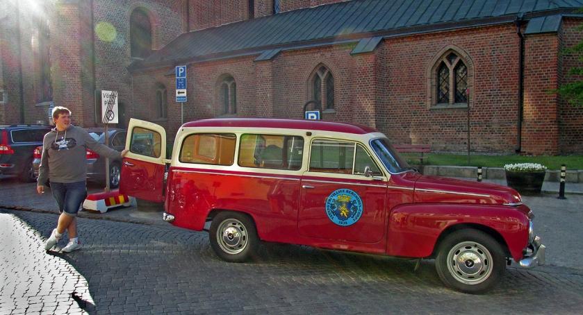 1962 Volvo Duett Ystad.