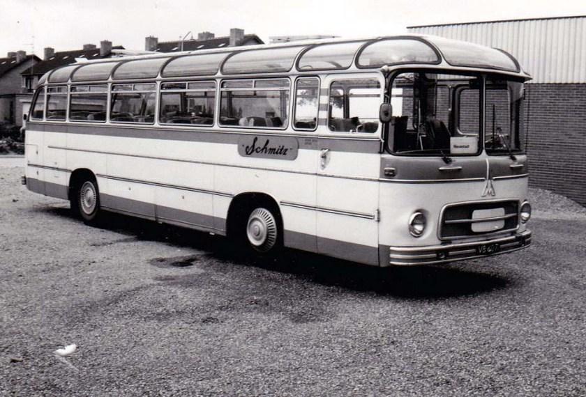 1963 Magirus-Deutz Magirus Schmidt 24
