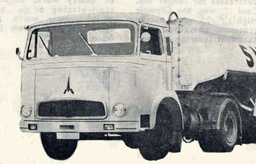 1963 Magirus Saturn 150 FS
