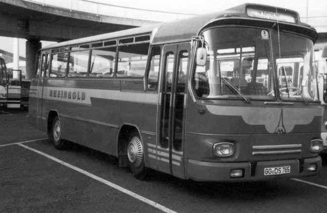 1965 Magirus-Deutz M150R10