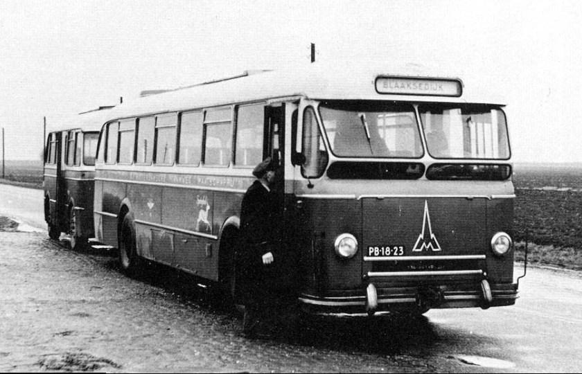 1965 Magirus Deutz no36 RTM Springbok
