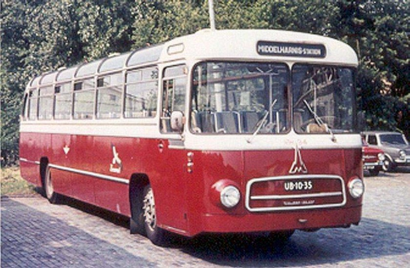 1965 Magirus Deutz no94 RTM Zeearend