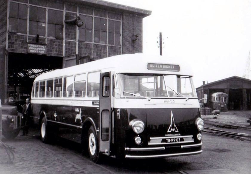 1965 Magirus Deutz rtm 53