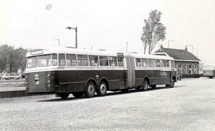 1966 Magirus Deutz Geledebus RTM 1006 Fazant