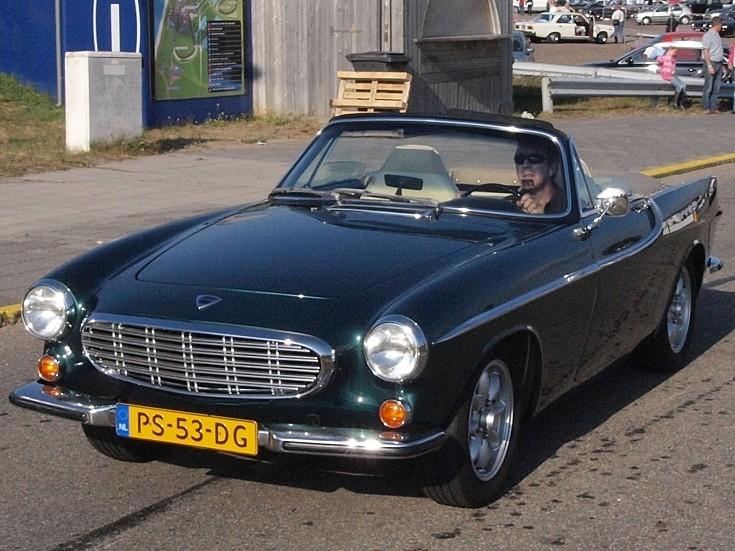 1966 Volvo P 1800 Sport