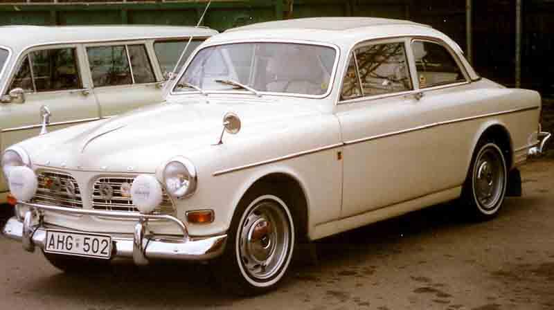 1967 Volvo 133-351 M Amazon Sedan