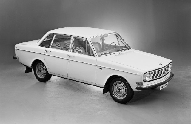 1967 Volvo 144 6