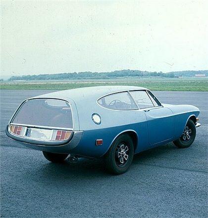 1968 Volvo P 1800 ES Rocket