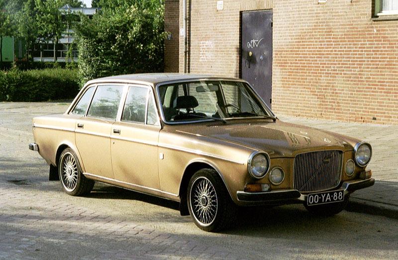 1969-75 Volvo 164 1