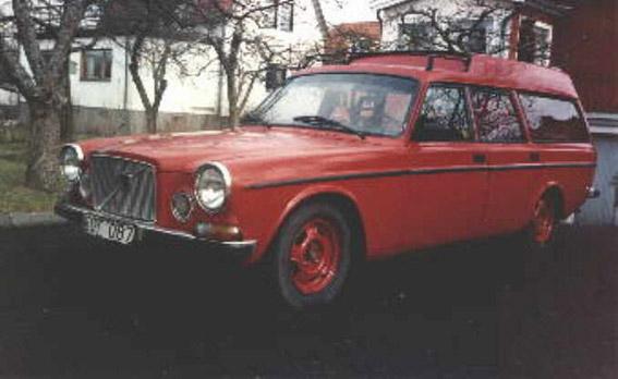 1969-75 Volvo 164 3