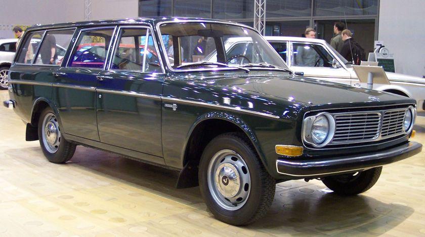 1969 Volvo 145