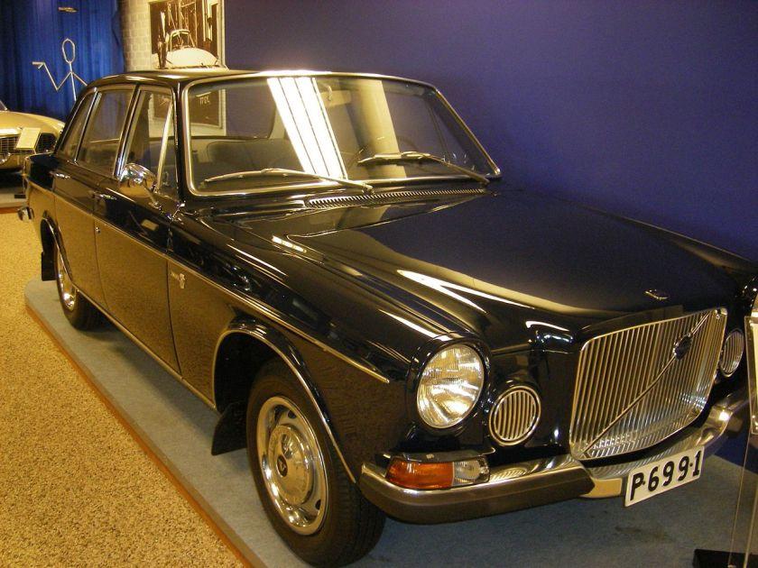 1969 Volvo 164 P69