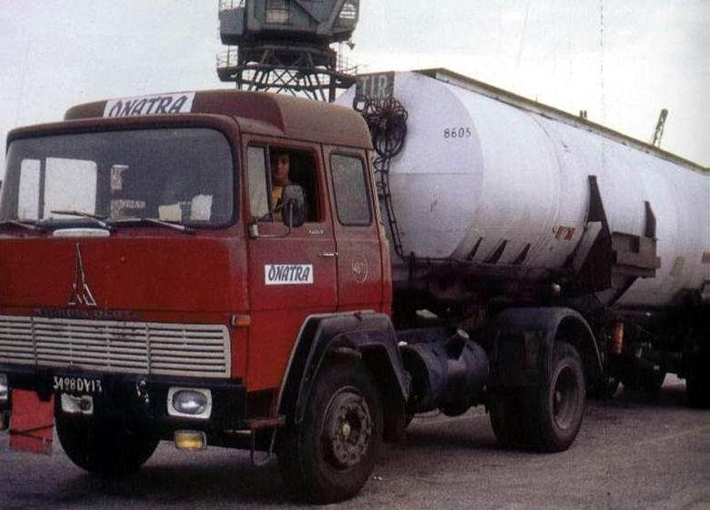 1970 Magirus Deutz  230D 19 de la flotte ONATRA