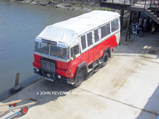 1970 Magirus-Deutz, year of manufacture 1970 must be ex-Military then, first registration 6 April 2001, engine size 7000cc Diesel