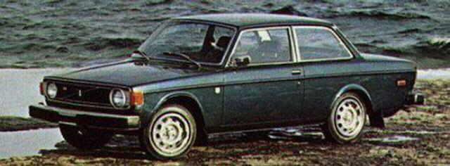 1970 Volvo 142 2