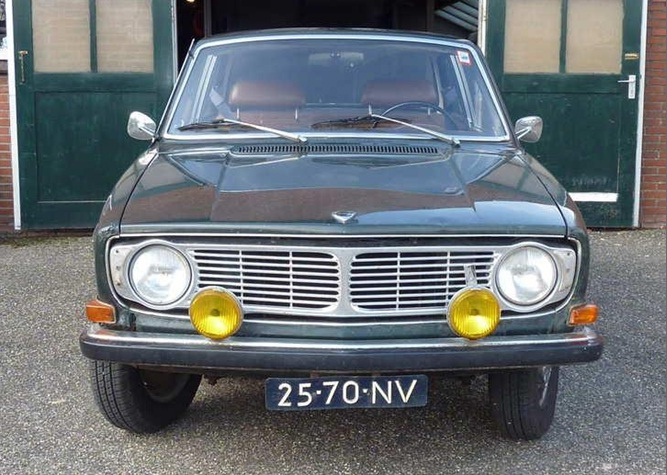 1970 Volvo 142 MP 25-70-NV