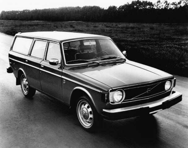 1970 Volvo 145 3