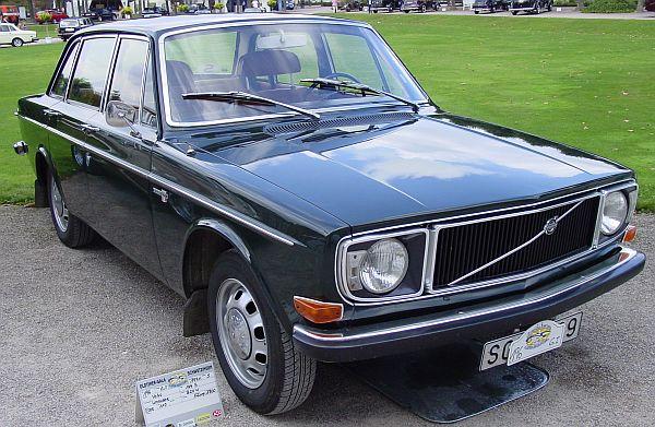 1971 Volvo 144S