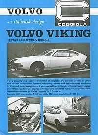 1971 Volvo 1800 ESC Prototype by Coggiola b