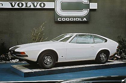 1971 Volvo 1800 ESC Prototype by Coggiola d