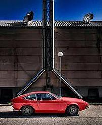 1971 Volvo 1800 ESC Prototype by Coggiola e